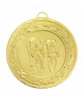 Laurel Cycling Gold Medal