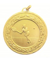 Laurel Female Tennis Gold Medal
