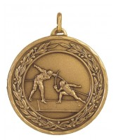 Laurel Fencing Bronze Medal