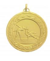 Laurel Fencing Gold Medal