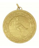 Laurel Football Player Gold Medal