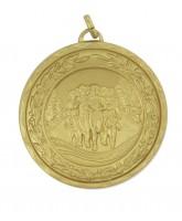 Laurel Fun Run Gold Medal