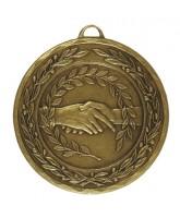 Laurel Handshake Bronze Medal