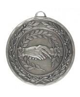 Laurel Handshake Silver Medal