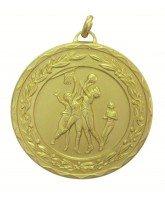 Laurel Ladies Basketball Gold Medal