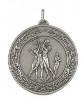 Laurel Ladies Basketball Silver Medal