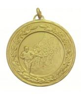 Laurel Marathon Running Gold Medal