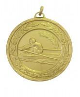 Laurel Rowing Gold Medal