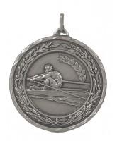 Laurel Rowing Silver Medal