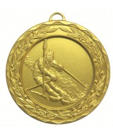 Laurel Skiing Gold Medal
