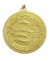 Laurel Swimming Multi Stroke Gold Medal