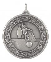 Laurel Tenpin Bowling Silver Medal