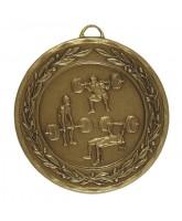 Laurel Weightlifting & Powerlifting Bronze Medal