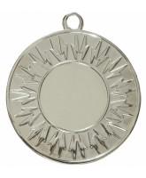 Lightning Logo Insert Silver Medal