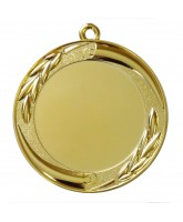 Merit Laurel Logo Insert Gold Medal