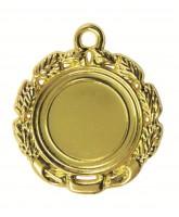Roman Logo Insert Gold Medal