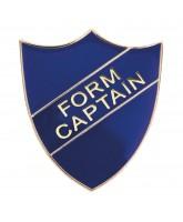 School Form Captain Shield Badge (4 colours)