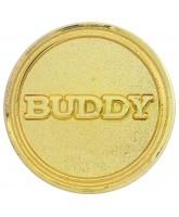 School Gold Buddy Badge