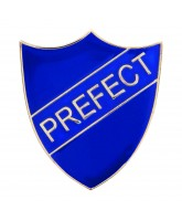 School Prefect Shield Badge (4 colours)