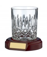 Whisky Glass Fully Cut Crystal (Base not included)