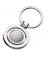 Golf Ball Spinner Keyring
