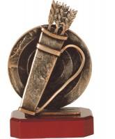 Aalst Pewter Archery Trophy
