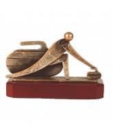 Aalst Pewter Curling Trophy