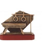 Aalst Pewter Gymnastics Trophy