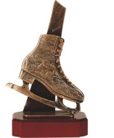 Aalst Pewter Ice Skating Trophy