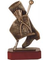 Aalst Pewter Majorette Trophy
