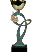 Leuven Pewter Music Trophy Cup