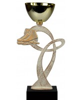 Mons Pewter Ice Skating Trophy Cup