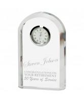 Eternity Crystal Clock Award