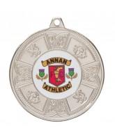 Balmoral Logo Insert Silver Medal 50mm