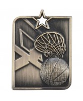 Centurion Star Basketball Gold Medal