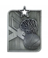 Centurion Star Basketball Silver Medal