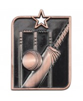 Centurion Star Cricket Bronze Medal