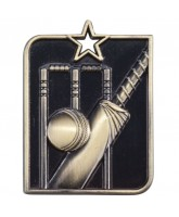 Centurion Star Cricket Gold Medal