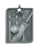 Centurion Star Cricket Silver Medal