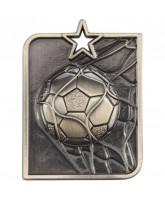 Centurion Star Football Gold Medal