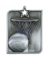 Centurion Star Netball Silver Medal