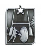 Centurion Star Rugby Silver Medal