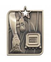 Centurion Star Running Gold Medal