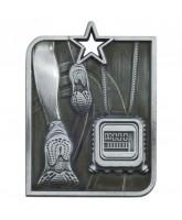 Centurion Star Running Silver Medal