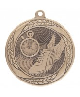 Typhoon Athletics Running Gold Medal