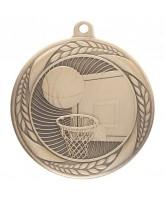 Typhoon Basketball Gold Medal