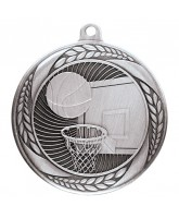 Typhoon Basketball Silver Medal