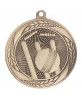 Typhoon Cricket Gold Medal