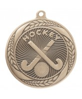 Typhoon Field Hockey Gold Medal