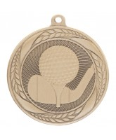 Typhoon Golf Gold Medal